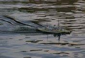 Mini loď