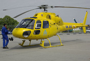 Aérospatiale AS 355 (OK-BIC)